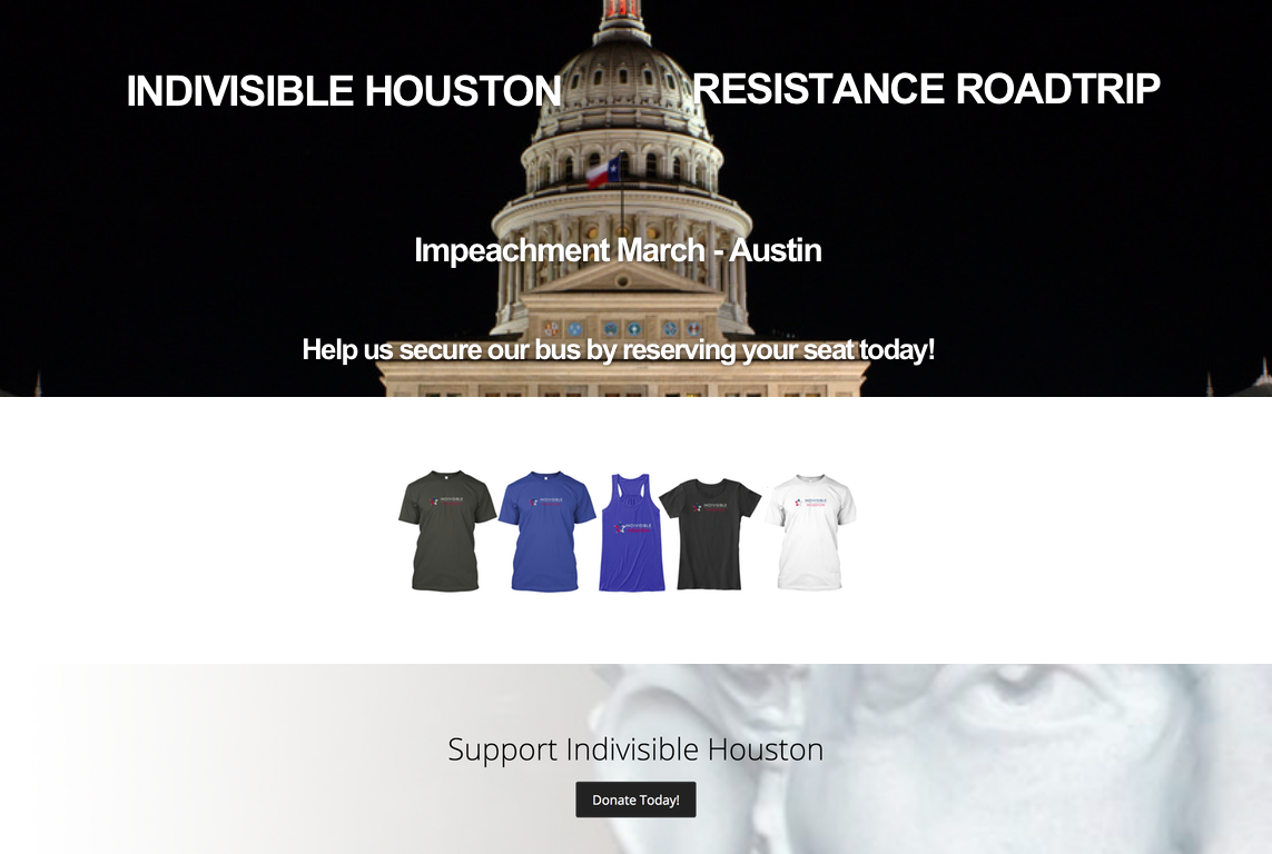 Indivisible Houston